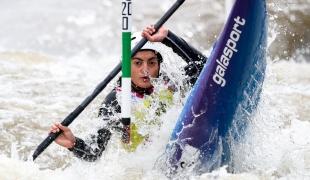 2018 ICF Canoe Slalom World Cup 1 Liptovsky Slovakia K1 Women
