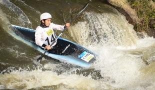 k1 women heats 2017 icf canoe slalom world cup final la seu 012