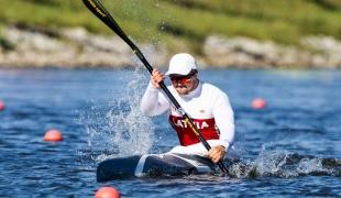 kaspars tiklenieks icf canoe kayak sprint world cup montemor-o-velho portugal 2017 101
