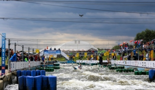 2018 ICF Canoe Slalom World Cup 2 Krakow Kolna