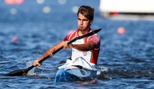 luis santos icf canoe kayak sprint world cup montemor-o-velho portugal 2017 117