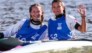 2018 Youth Olympic Games Buenos Aires Argentina LUKNAROVA Emanuela SVK - DELASSUS Doriane FRA