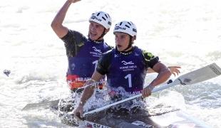 m gewissler - j skakala svk icf junior u23 canoe slalom world championships 2017 016