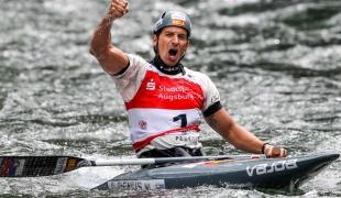 matej benus icf canoe slalom world cup 2 augsburg germany 2017 008
