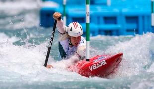 2018 ICF Canoe Slalom World Championships Rio Brazil Michal Martikan SVK