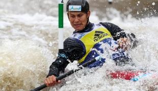 2018 ICF Canoe Slalom World Cup 1 Liptovsky Slovakia MIRGORODSKY Marko SVK