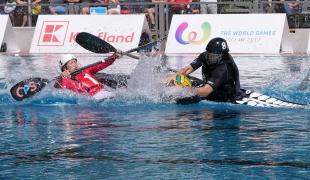 new zealand women possession centre sprint icf canoe polo world games 2017