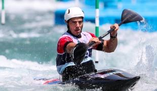 2018 ICF Canoe Slalom World Championships Rio Brazil Pavel Eigel RUS