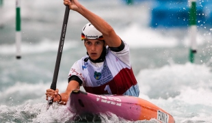 2018 ICF Canoe Slalom World Championships Rio Brazil Ricarda Funk GER