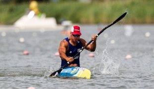 2018 ICF Canoe Sprint World Cup 1 Szeged Hungary Róbert Suba HUN