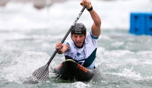 2018 ICF Canoe Slalom World Championships Rio Brazil Ryan Westley GBR