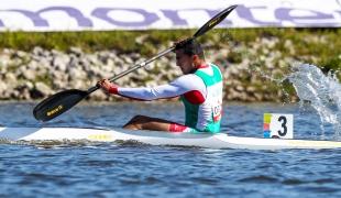 samir laouar icf canoe kayak sprint world cup montemor-o-velho portugal 2017 155
