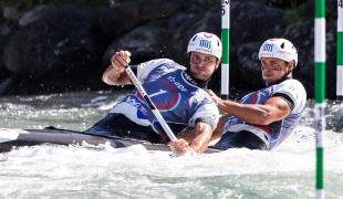 skantar ladislav - skantar peter svk 2017 icf canoe slalom world championships pau france 052 0
