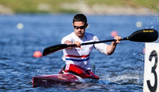 stelian naftanaila icf canoe kayak sprint world cup montemor-o-velho portugal 2017 169