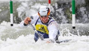 2018 ICF Canoe Slalom World Cup 1 Liptovsky Slovakia TASIADIS Sideris GER