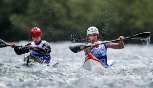 2018 ICF Wildwater Canoeing World Championships Muota Training