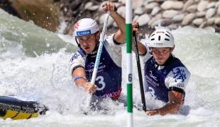 v heger - t heger cze icf junior u23 canoe slalom world championships 2017 013