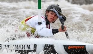2018 ICF Canoe Slalom World Cup 1 Liptovsky Slovakia WEGMAN Martina NED
