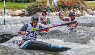 2019 ICF Canoe Slalom World Championships La Seu d'Urgell Spain Great Britain K1 Women's Team