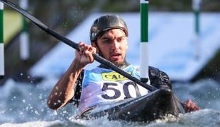 2019 ICF Canoe Slalom World Championships La Seu d'Urgell Spain Jack DANGEN