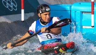 Tokyo 2020 Olympics Jakub GRIGAR