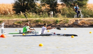 2020 ICF Canoe Sprint World Cup Szeged Hungary K1 Men 1000m – Heat III