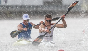2021 ICF Canoe Sprint World Cup Barnaul K1 Men 5000m