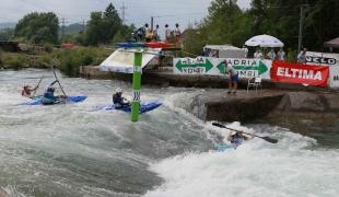 2021 ICF Canoe Slalom Junior & U23 World Championships Ljubjlana K1 U23 Women