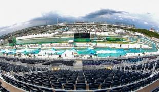 Tokyo 2020 Olympics Kasai Rinki Park Canoe Slalom Centre