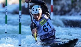 2019 ICF Canoe Slalom World Championships La Seu d'Urgell Spain Kuanysh YERENGAIPOV