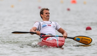 2020 ICF Canoe Sprint World Cup Szeged Hungary Lars Magne ULLVANG
