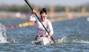 2020 ICF Canoe Sprint World Cup Szeged Hungary Lea JAMELOT