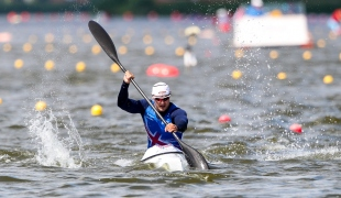 2019 ICF Sprint World Cup 1 Poznan Poland Liam HEATH Great Britain
