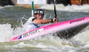 2019 ICF Canoe Slalom World Cup 4 Markkleeberg Lucien DELFOUR
