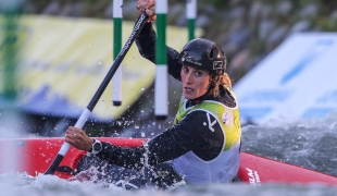 2019 ICF Canoe Slalom World Championships La Seu d'Urgell Spain Luuka JONES