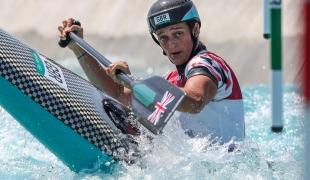 Tokyo 2020 Olympics Mallory FRANKLIN