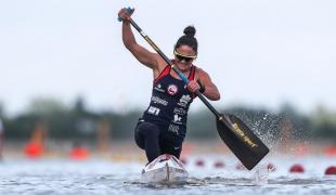 2021 ICF Canoe Sprint World Cup Szeged Maria MAILLIARD
