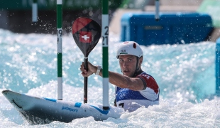 Tokyo 2020 Olympics Martin DOUGOUD