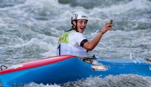 2019 ICF Wildwater Canoeing World Championships La Seu dUrgell Spain Martina SATKOVA
