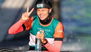 Tokyo 2020 Olympics Martina WEGMAN