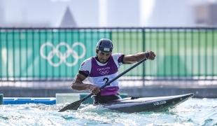 Tokyo 2020 Olympics Matej BENUS