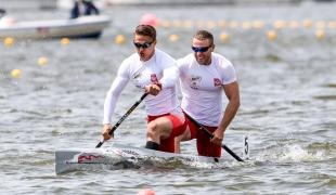 2019 ICF Sprint World Cup 1 Poznan Poland Mateusz KAMINSKI-Michal KUDLA Poland
