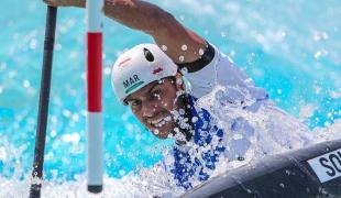 Tokyo 2020 Olympics Mathis SOUDI