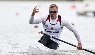 2021 ICF Canoe Sprint World Cup Szeged Moritz ADAM