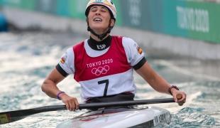 Tokyo 2020 Olympics Nuria VILARRUBLAA