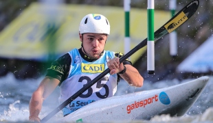 2019 ICF Canoe Slalom World Championships La Seu d'Urgell Spain Pedro GONCALVES