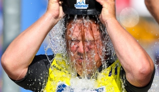 2019 ICF Canoe Slalom World Cup 4 Markkleeberg Safety Volunteer