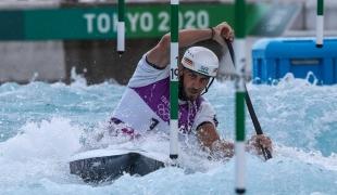 Tokyo 2020 Olympics Sideris TASIADIS