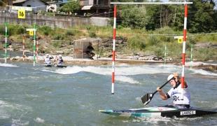 2021 ICF Canoe Slalom Junior & U23 World Championships Ljubjlana Slovenia Junior C1 Womens Team