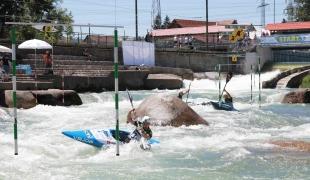 2021 ICF Canoe Slalom Junior & U23 World Championships Ljubjlana Slovenia U23 K1 Mens Team